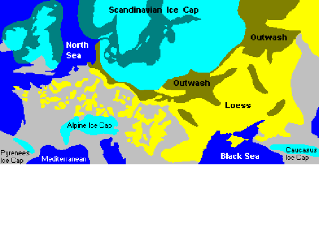 loess in europe