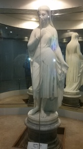 Veiled Rebecca  at Salar jung
