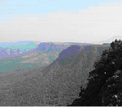 Part of theGreat Escarpmentin the Drakensberg, southern Africa.