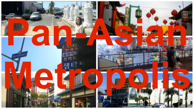 Pan-Asian Metropolis